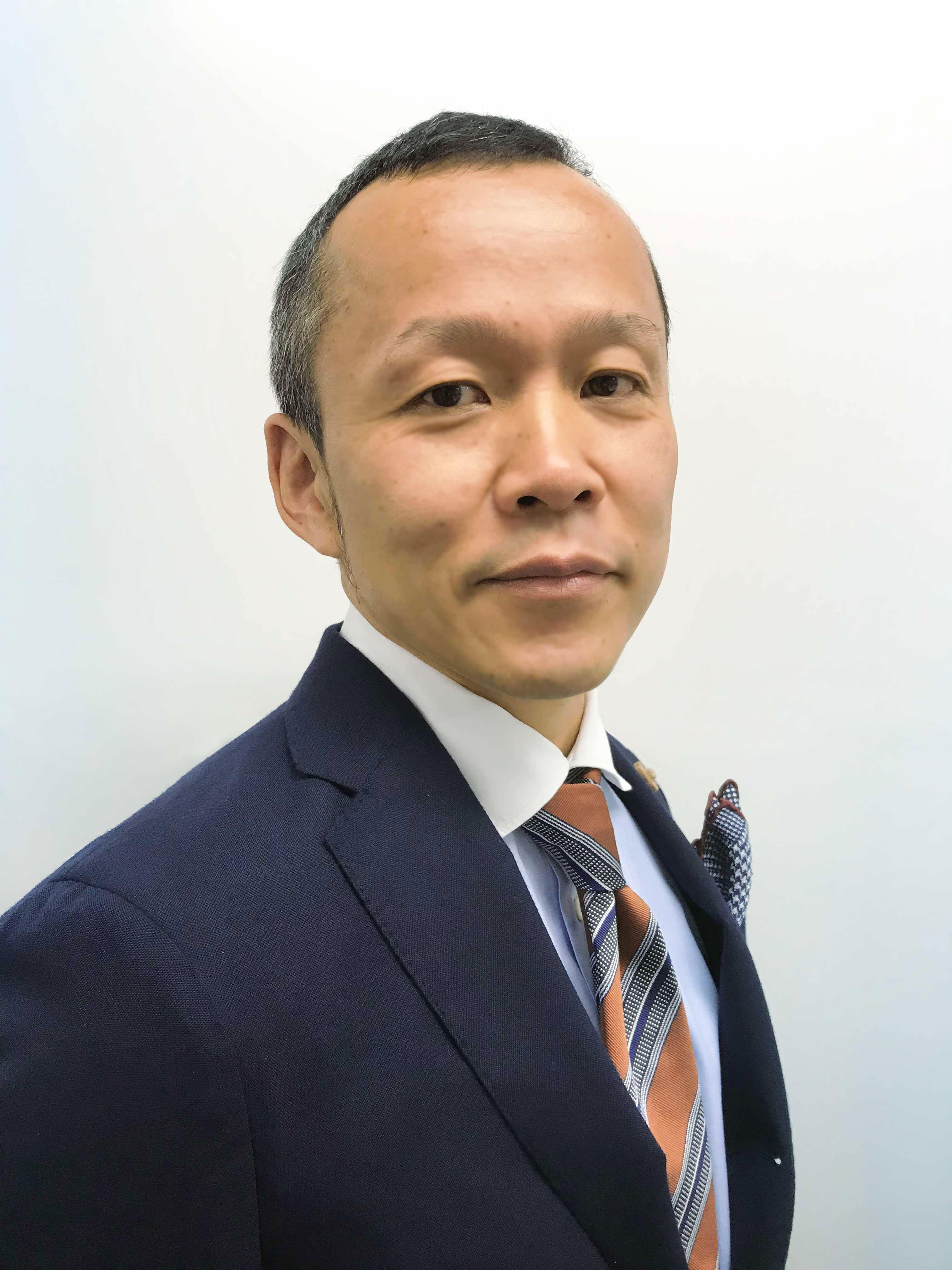 代表取締役 野倉学の写真